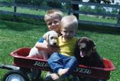 Puppies and Kids - 1997