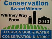 2013 Grazing Award