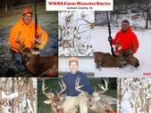 WWRA Farm Monster Bucks